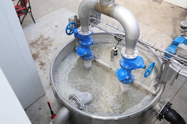pump well
