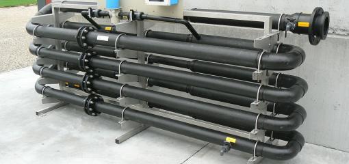 pipe flocculator